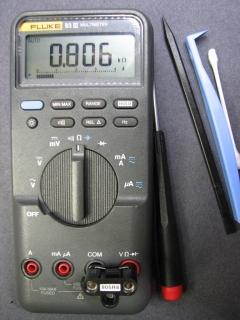 Meter repaired