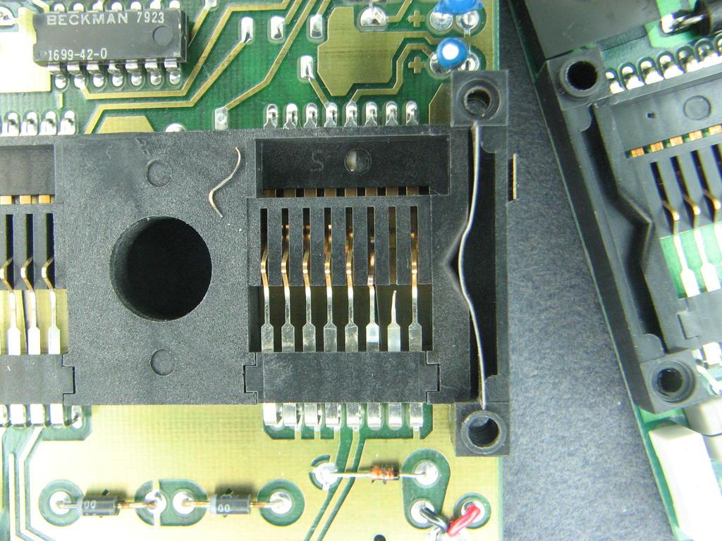 Beckman 3020 DMM Repair | Mr. ModemHead