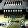 This block of contacts can be removed if the pins are desoldered completely.