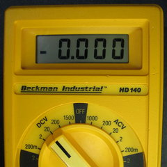 Beckman Industrial HD140 Multimeter