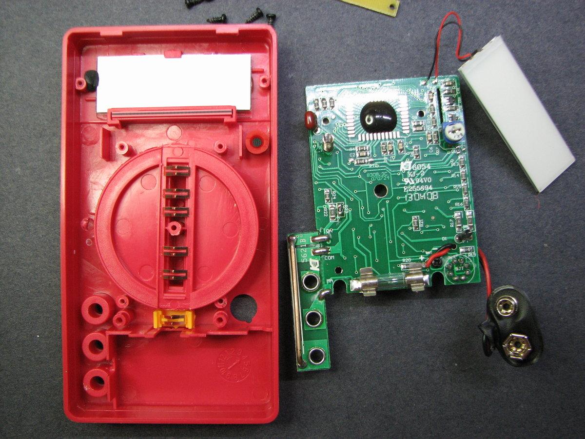 HF Cen-Tech Multimeters | Mr  ModemHead