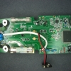 Circuit board top side.