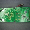 Circuit board bottom side.