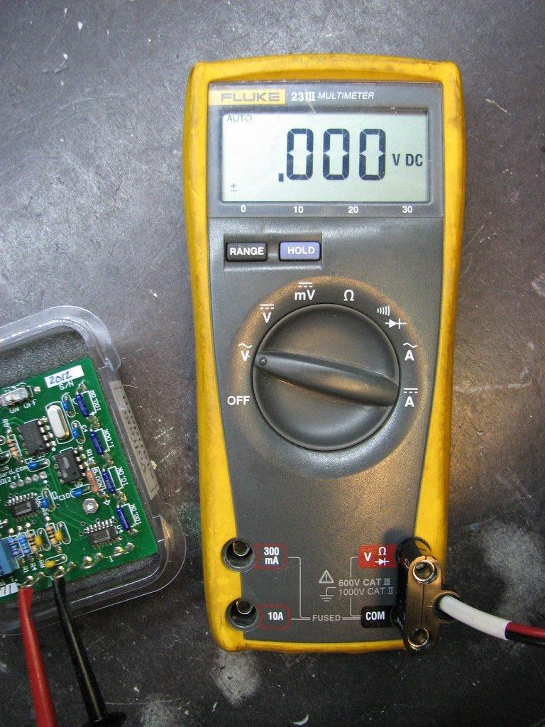 Fluke 23-III DMM Repair | Mr  ModemHead