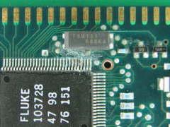 Fluke 26-III Corrosion Repair