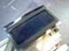 Darkened LCD.