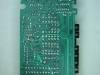 Double-sided board. Wrinkly solder mask, which is common for PCBs of this era. Layout is dated 1981.
