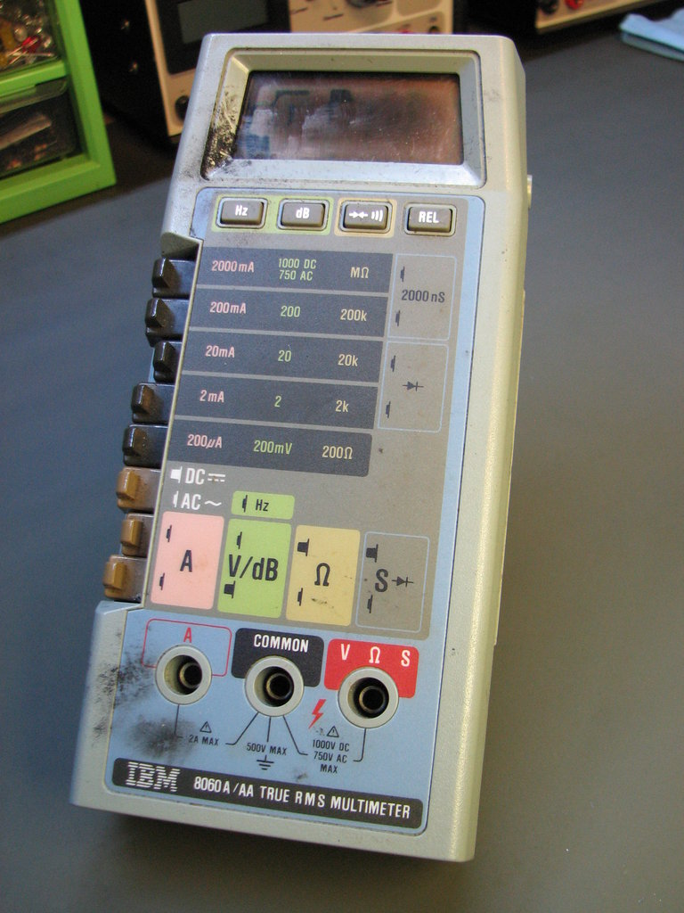 ibm 8060a aa fluke 8060a refurbish mr modemhead rh mrmodemhead com Fluke Instruction Manual Fluke Instruction Manual