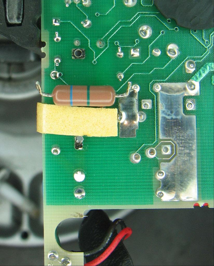 Fluke 87 Fusible Resistor | Mr. ModemHead