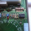 TL061 op-amp for the AC converter.