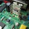 Voltage regulator.