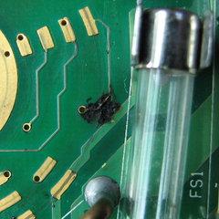 Ideal 61-481 over-voltage damage