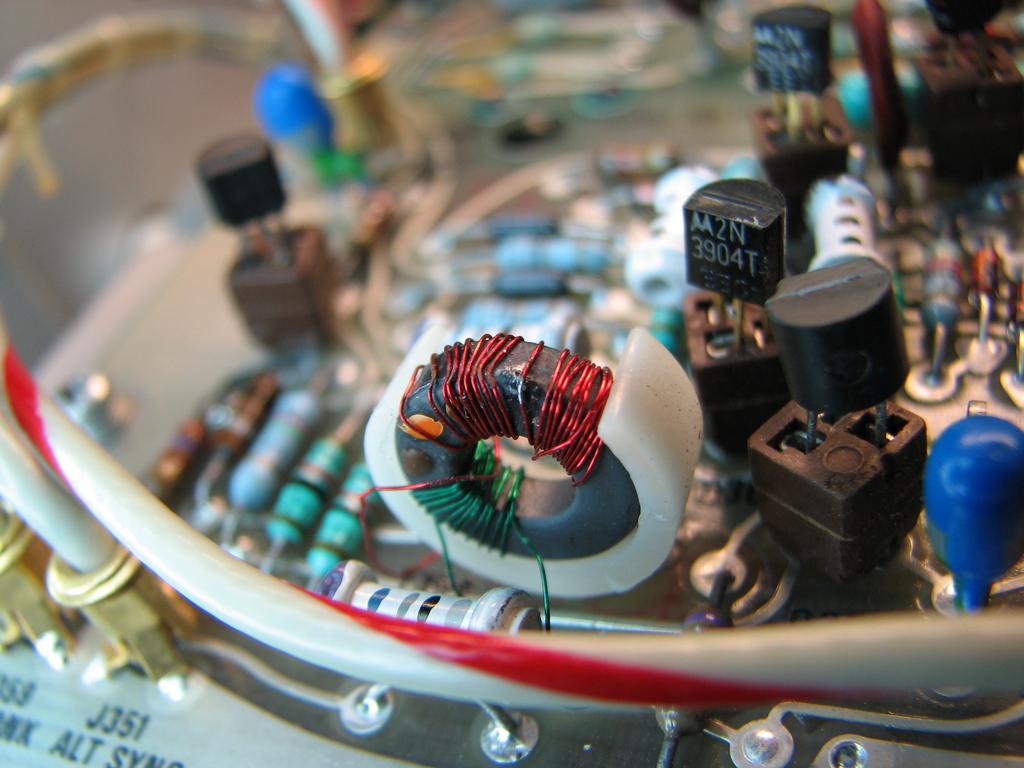 Tektronix 465 Oscilloscope Repair and Restoration Mr. ModemHead #1C4275