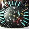 Resistor turret