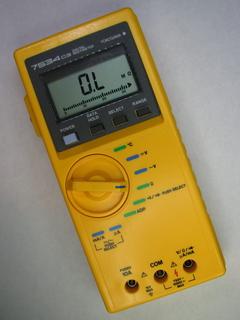 Yokogawa 7534-03 Multimeter
